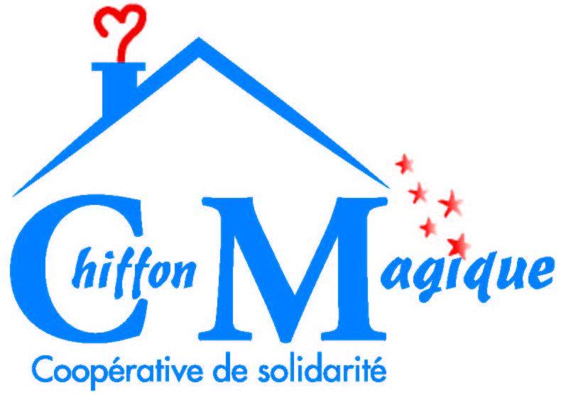Coopérative de solidarité en entretien ménager Chiffon Magique